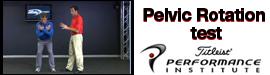 Pelvic Rotation Test